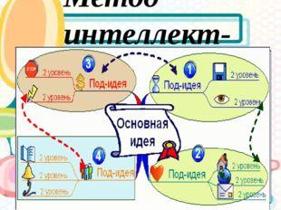 Метод интеллект-карт