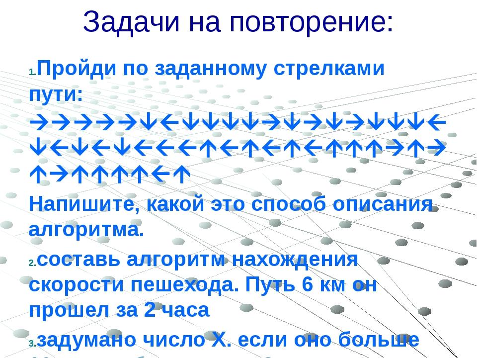 2 типа команд повторения: цикл «ПОКА» цикл «ДО» В циклах типа «ПОКА» тело цик...