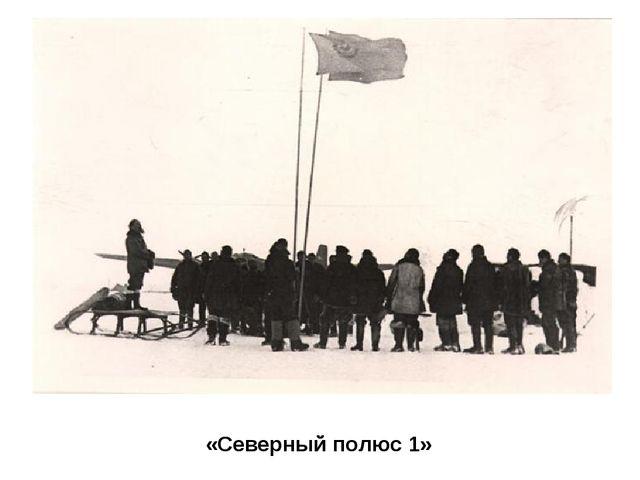 «Северный полюс 1»