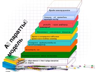 www.themegallery.com Company Logo Ақпараттық модель Таңбалық –арнайы таңбалар