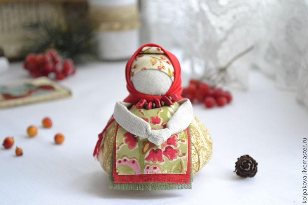 Кукла оберег благополучница своими руками