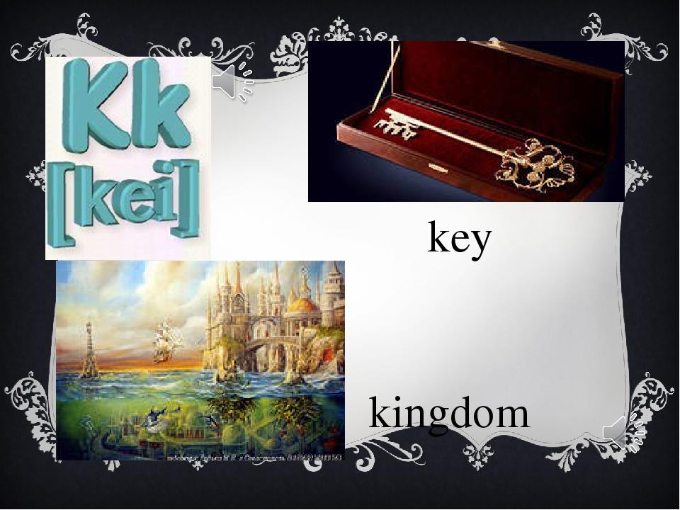 key kingdom