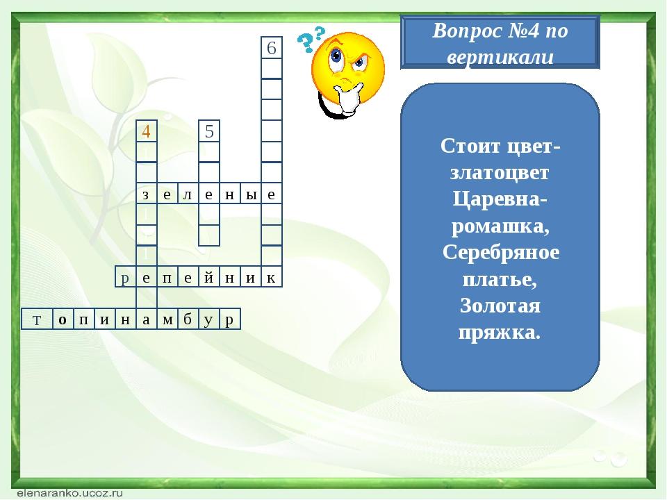11 з111 е л е н ы е е а 5 4 р п е й н и к н и п о т м б у р 6 Стоит цвет- зла...