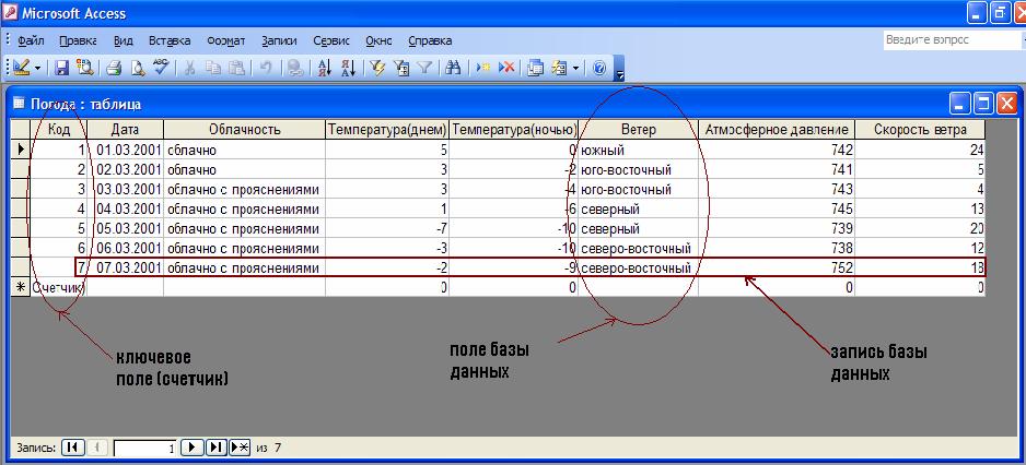 Как сделать собственную базу данных
