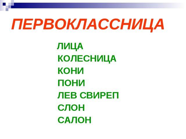 ПЕРВОКЛАССНИЦА ЛИЦА КОЛЕСНИЦА КОНИ ПОНИ ЛЕВ СВИРЕП СЛОН САЛОН