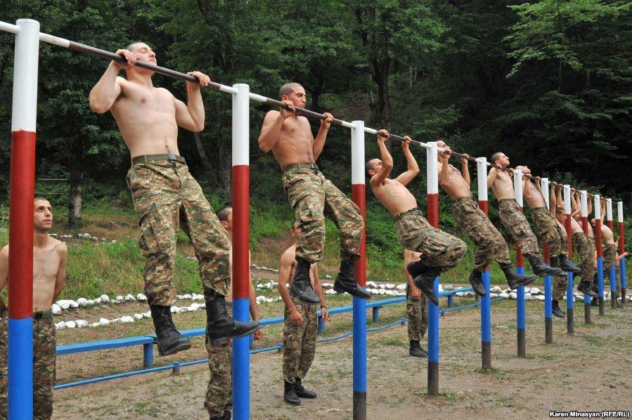 Специальная физическая подготовка сотрудников подразделений СпН ОВД РФ