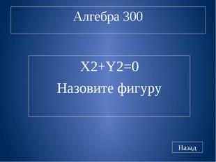 Из урока 200 Назад Какое свойство функции заменяем метафорой «спуститься с го