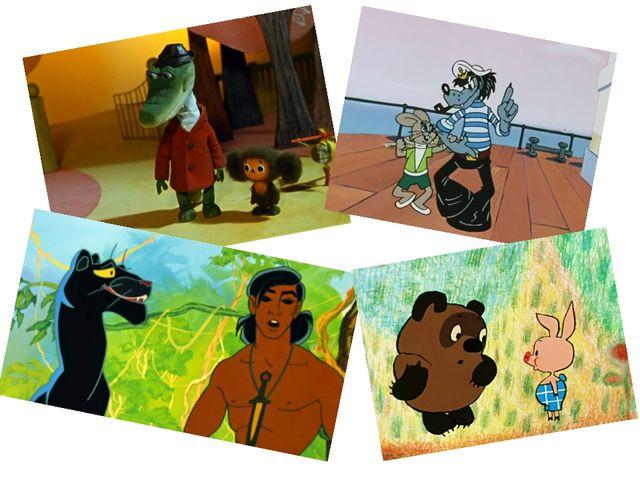 Самым любимым жанром кино у детей является мультфильм. Классические мультипли...