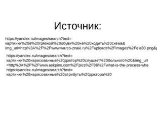 Источник: https://yandex.ru/images/search?text=картинки%20в%20грязной%20обув