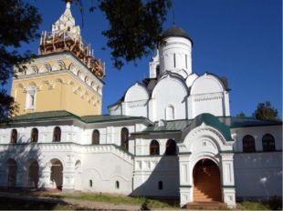 К ученикам своим и ко всем русским людям обращено завещание святого Сергия Р
