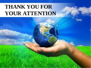 THANK YOU FOR YOUR ATTENTION Free Powerpoint Templates Page *