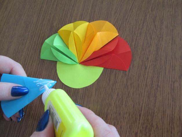 Как своими руками сделать цветик семицветик 73