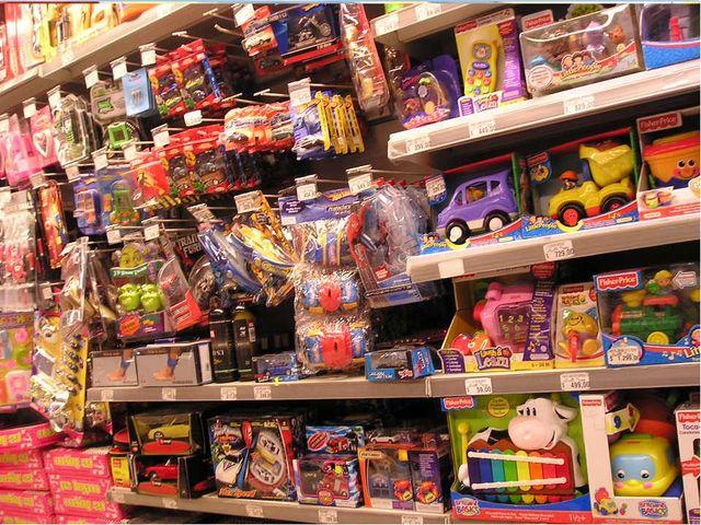 Какую речь вы используете, находясь в магазине?