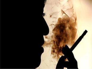 По данным Всемирной организации здравоохранения от табака умирает каждый пят
