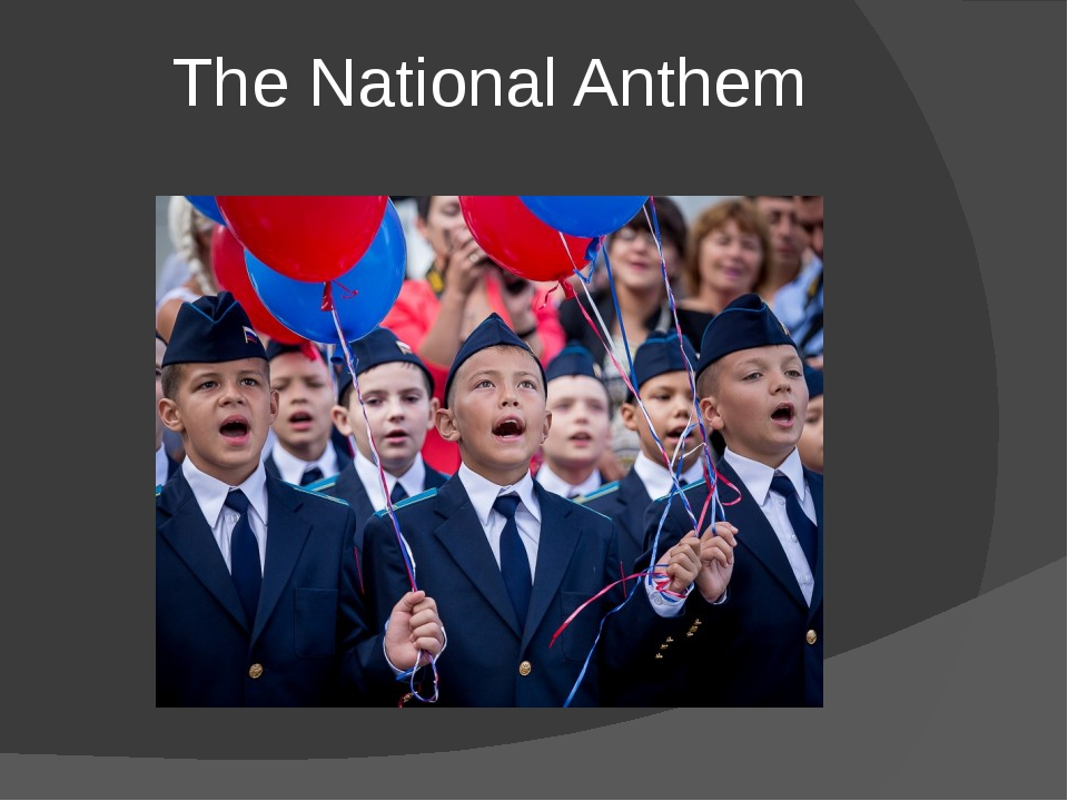 The National Anthem