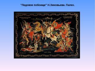 КОНСТАНТИН СИМОНОВ (1915 – 1979) Представил битву на Чудском озере . Был перв
