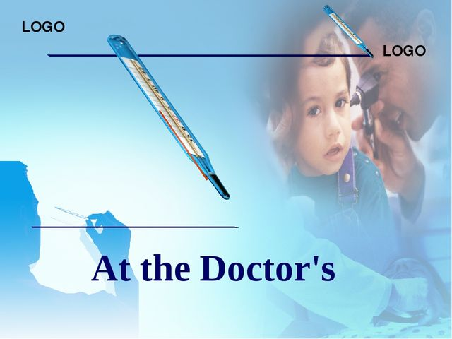At the Doctor's LOGO LOGO