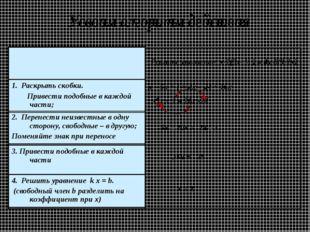 х – 6х + 1 = 4х – 24 + 16х Решите уравнение х-2(3х- ½ ) = 4х-8(3-2х) -5х – 2
