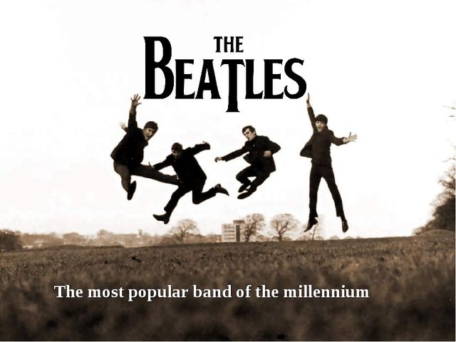 The most popular band of the millennium