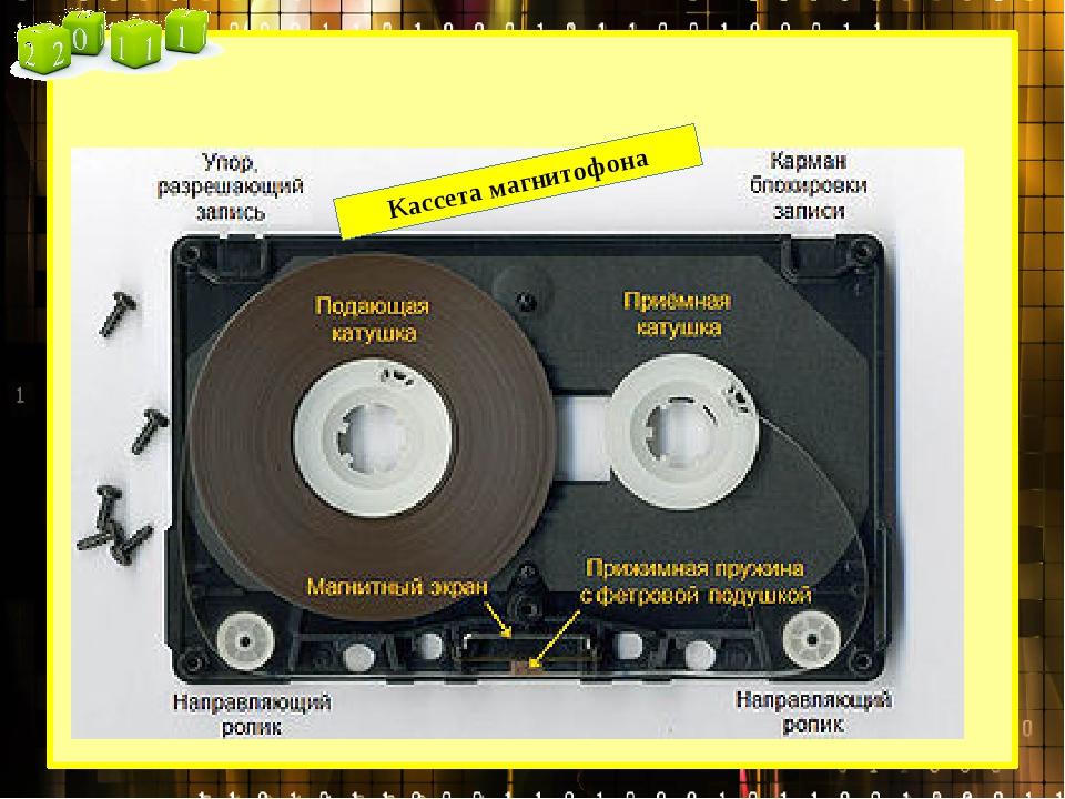 Как сделать запись на кассету