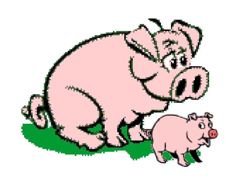 движущиеся картинки свинка пеппа