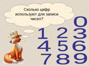 Литвиненко Т.А. Сколько цифр используют для записи чисел?