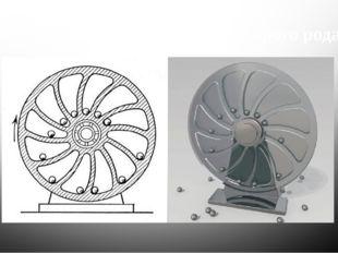 Вечные двигатели первого и второго рода
