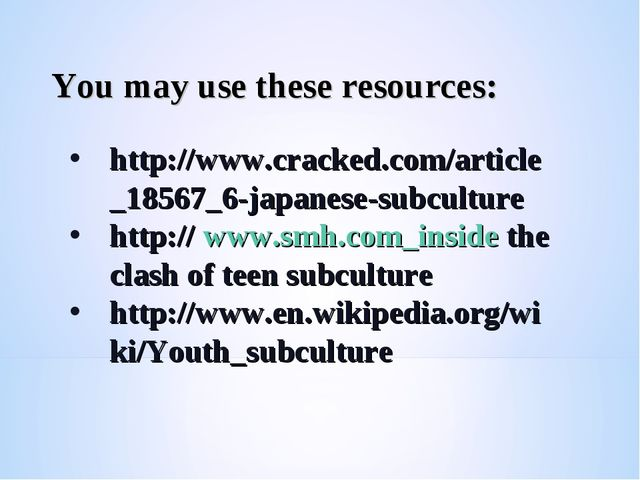 You may use these resources: http://www.cracked.com/article_18567_6-japanese-...