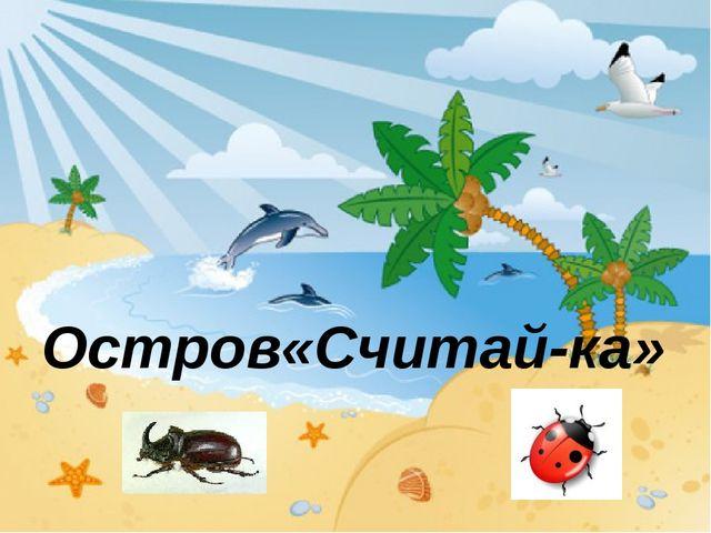 Остров«Считай-ка»