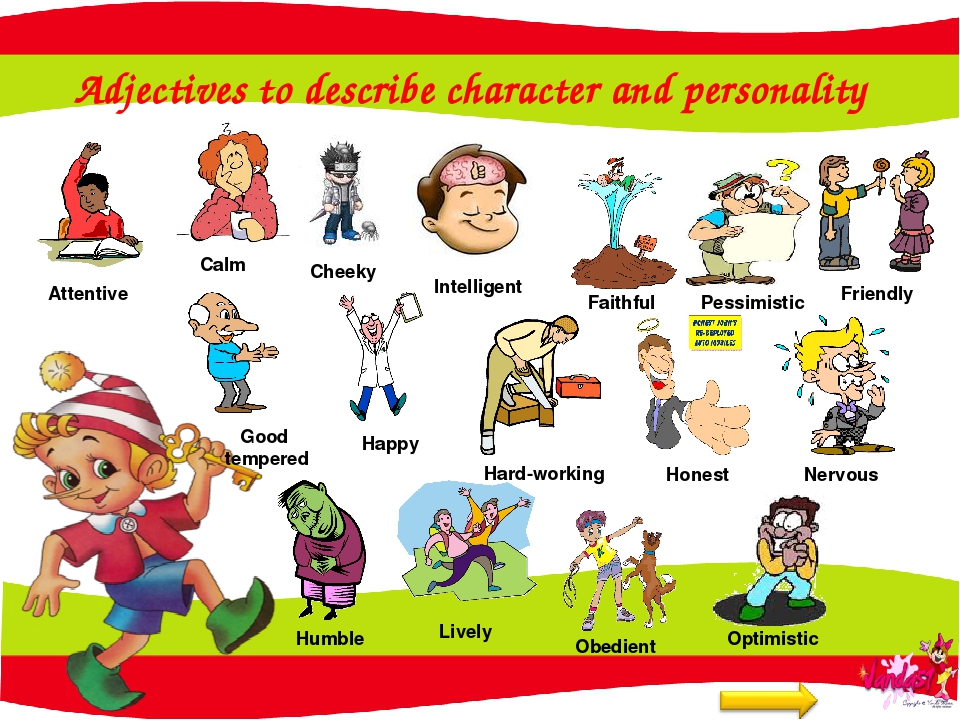 description and useful information about character essay
