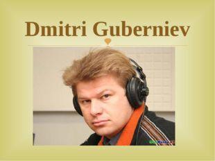 Dmitri Guberniev 