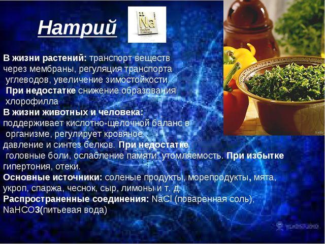 В жизни растений: транспорт веществ через мембраны, регуляция транспорта угле...