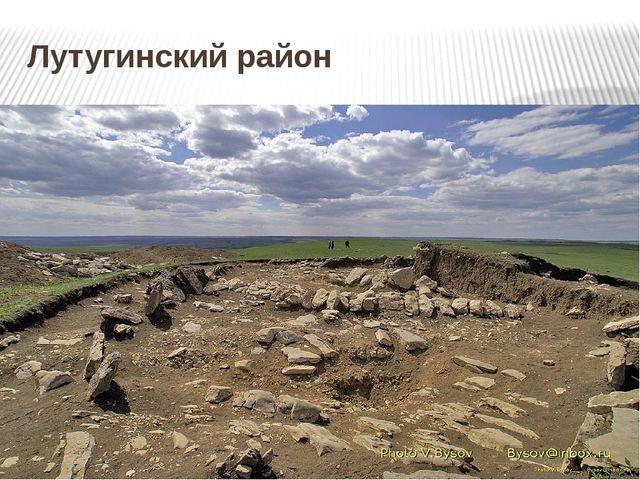 Лутугинский район