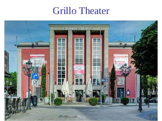 Grillo Theater