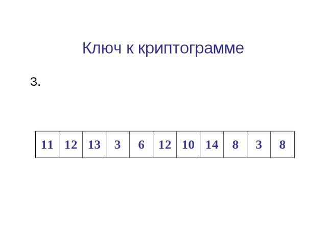 Ключ к криптограмме Пространства между клетками, заполненные воздухом или меж...