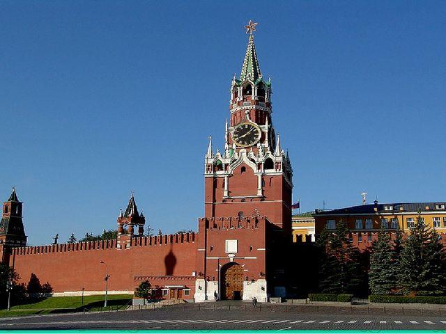 Работа в группе    - Что изображено на гербе Москвы?  – Изображе...