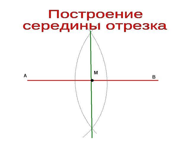 А В М