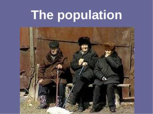 The population