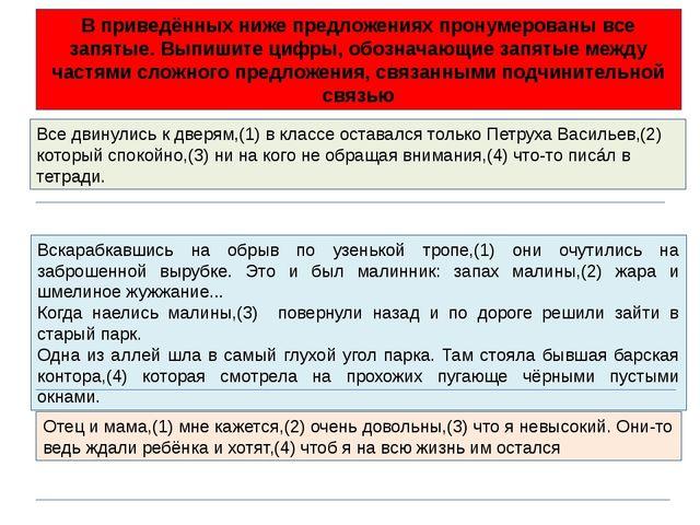 Все двинулись к дверям,(1) в классе оставался только Петруха Васильев,(2) кот...
