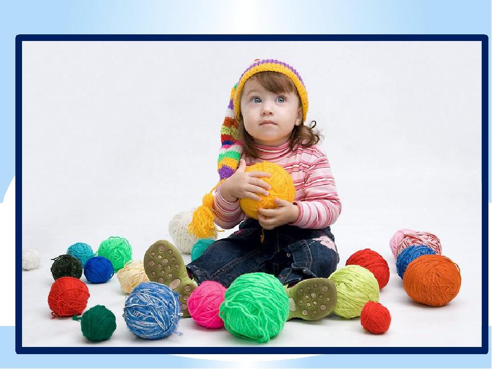Клубок вязание на спицах для детей 690