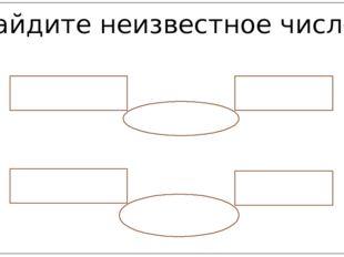 Найдите неизвестное число: 15 – Х = 11 34 Х + 5 = 8 3Х – 2 = 1 ? 13 – Х = 11
