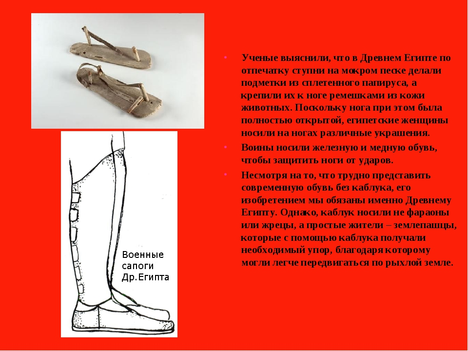 Ученые выяснили, что в Древнем Египте по отпечатку ступни на мокром песке де...