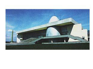 Государственный музей истории космонавтики имени К. Э. Циолковского в Калуге