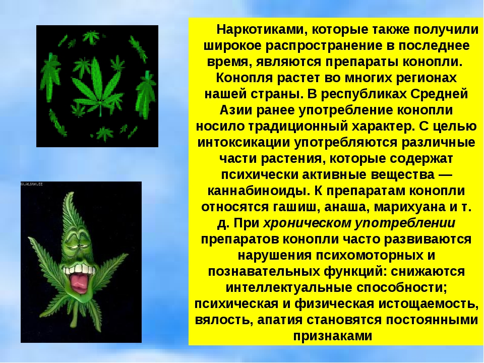 Наркотиками, которые также получили широкое распространение в последнее врем...