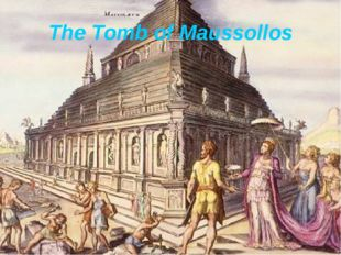 The Tomb of Maussollos