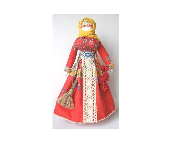 Самой распространённой среди игрушек была кукла. Глиняные, деревянные, тряпич...