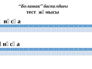 1. Ересек адамның жүрегініңсалмағы 5-6 метр 2. 1мм³қандағы лейкоциттер саны 8