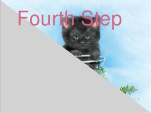 Fourth Step