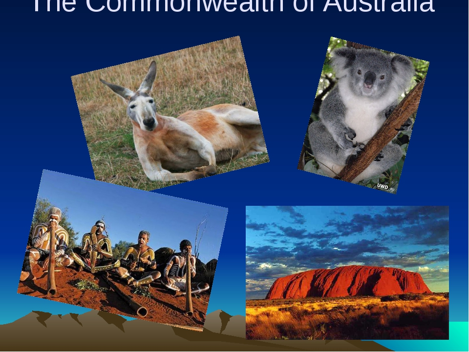 The Commonwealth of Australia