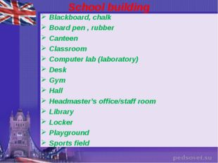 School building Blackboard, chalk Board pen , rubber Canteen Classroom Comput